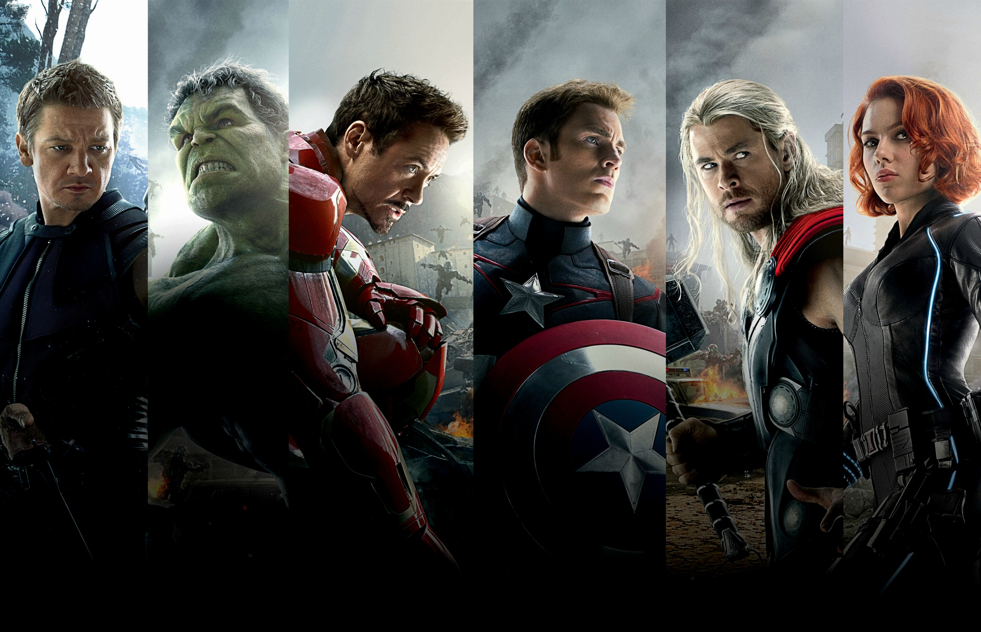 Things That Go Boom Avengers Age Of Ultron 2015
